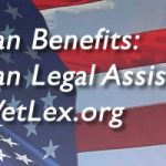 Veteran Benefits: Bridging the Gap between Veterans and Lawyers for Veteran Legal Assistance with VetLex.org