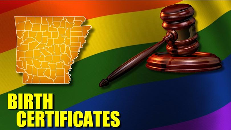Supreme Court Rules for Marriage Equality - Arkansas Birth Certificate Law must mirror federal laws.